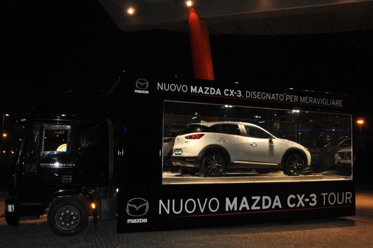 Mazda Tour 2015