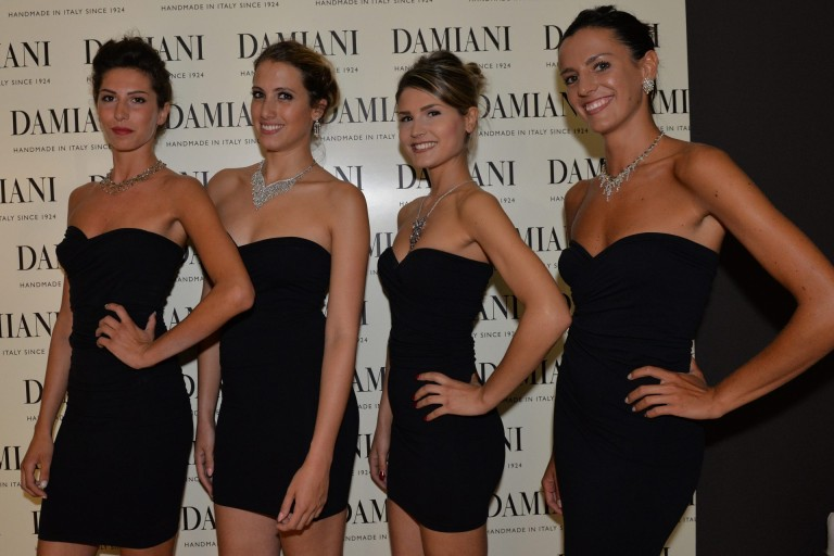 Stand Damiani TO _ Lux 1