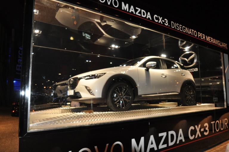 Mazda CX3 Tour