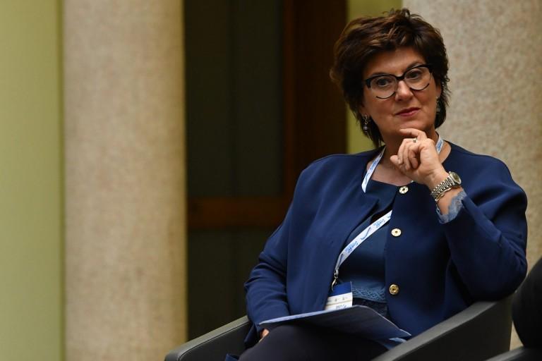 Manuela Lovo (Presidente Acquanetwork)
