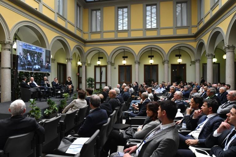 Una sessione del Summit