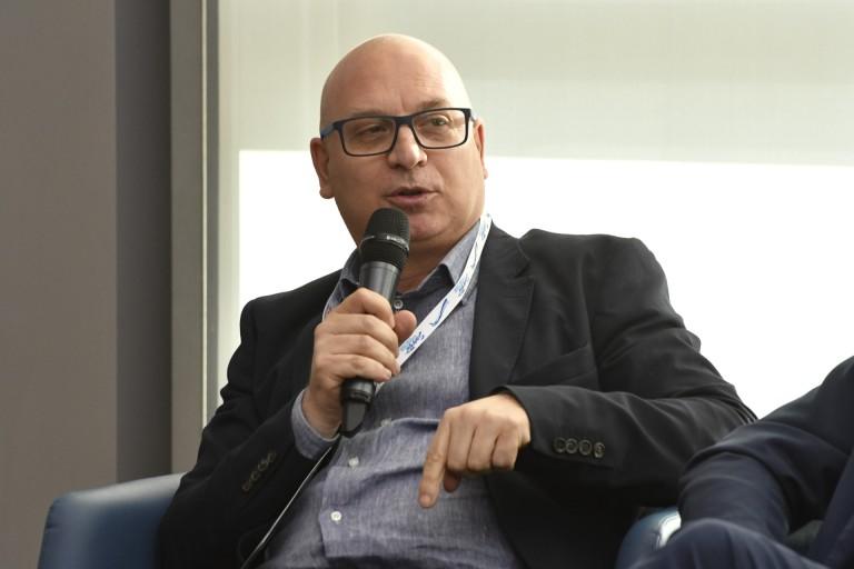 Stefano Arcobelli (Gazzetta dello Sport)